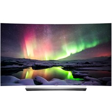 LG 55C6V 4K Ultra HD Smart TV 3D OLED Curved Televizyon