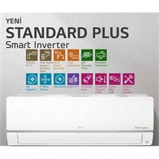 LG Standard Plus ESNW09GJ2F0 9.000 BTU Smart Inverter WiFİ KLİMA