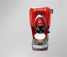 Tchibo Cafissimo CLASSİC Hot Red Kahve Makinesi